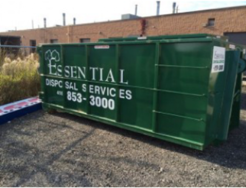 Here's the Construction Leftover Materials Our Disposal Bin Rental in Mississauga Services Take