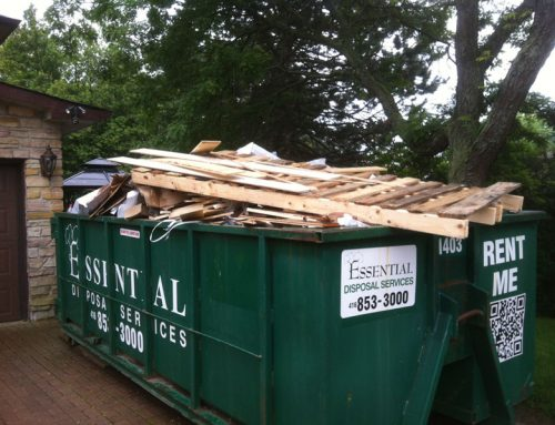 Junk Removal Bins in Mississauga Can Handle Your Waste Disposal Needs