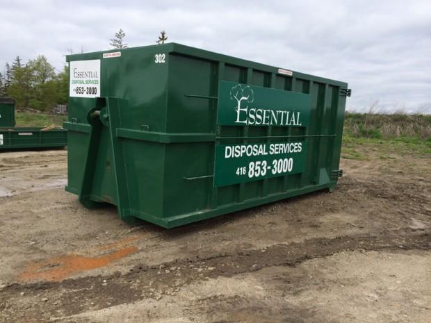 Commercial Garbage Bin Essential Disposal