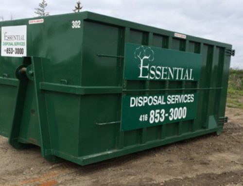 How to Choose a Contractor to Go with That Disposal Bin Rental Brampton