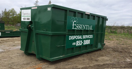 Construction Bin Rental
