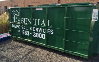 Garbage Bin Rental Services