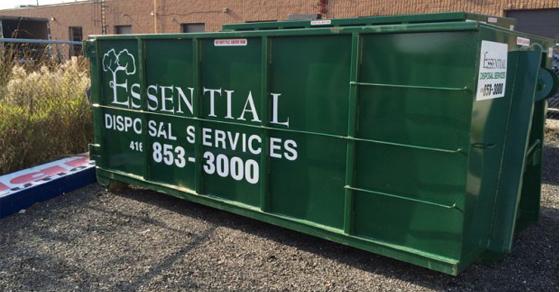 Garbage Bin Rental Services