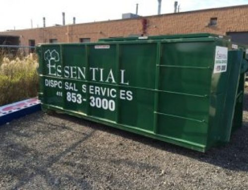 Paving Tips That Work With a Disposal Bin Rental in Mississauga for Quality Results