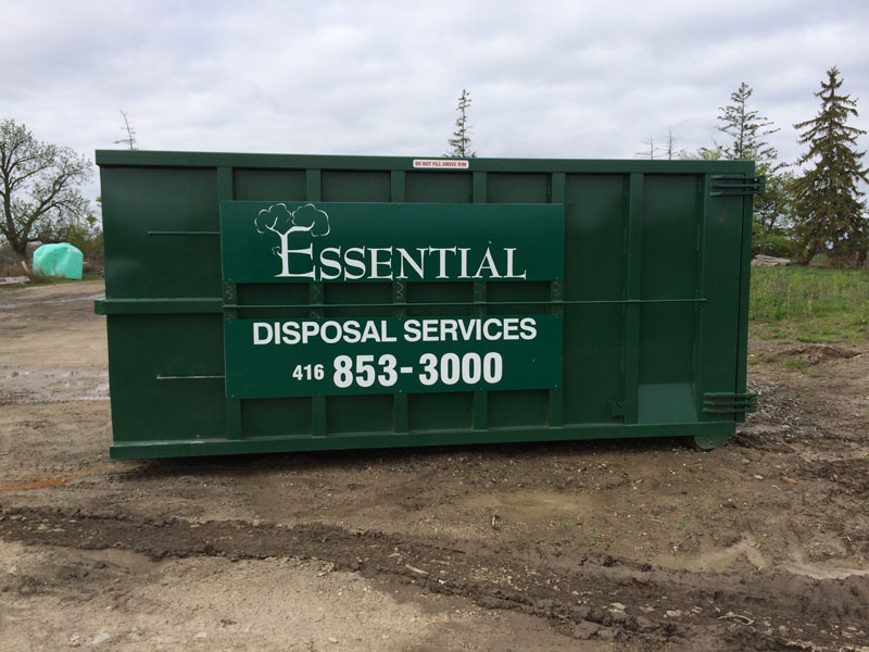 Dumpster Rental Made Easy For Mississauga And Greater Toronto Area Residents Essential Disposal