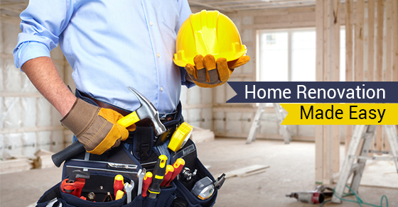 Home Renovation Made Easy