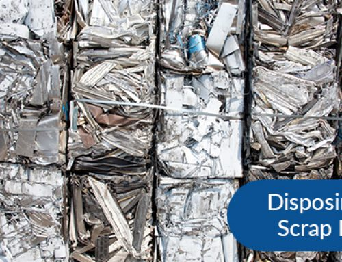 How To Effectively Dispose Of Scrap Metal