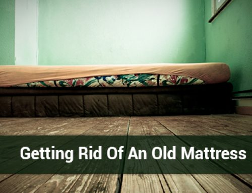 How To Dispose Of An Old Mattress