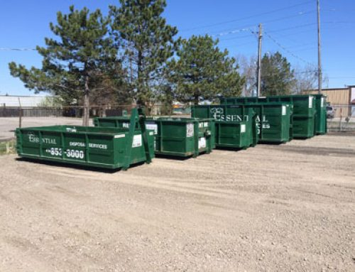 Here's One Way A Disposal Bin Rental in Brampton Helps with Curb Appeal