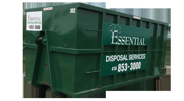 Mississauga Disposal Bin Rental
