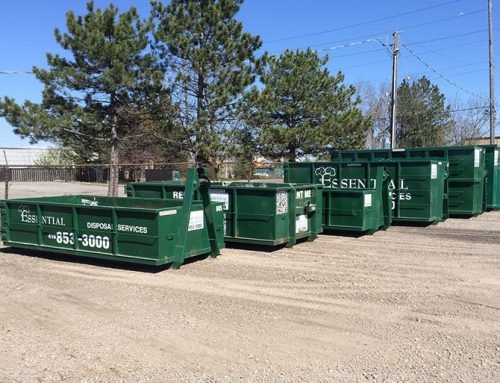 A Mississauga Rent A Bin Comes in Handy When Demolishing A Garage
