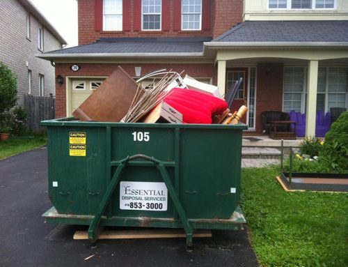 Mississauga Dumpster Bin Rentals and 2020 Renovation Trends: A Great Fit!