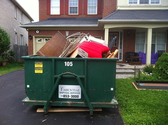 Mississauga Dumpster Bin Rentals